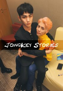 JongKey Stories (Cover)